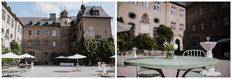 Lisa Philipp Hochzeit Auf Der Burg Namedy Vera Prinz Photography