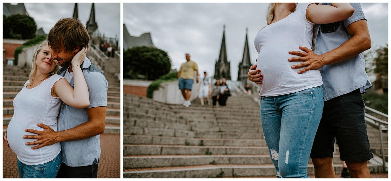 022 DSC 8295 Hochzeitsfotograf Köln Babybauch NRW Schwangerschaftsfotografie Babybauch Köln Vintage Ungestellte Schwangerschaftsfotos Vera Prinz