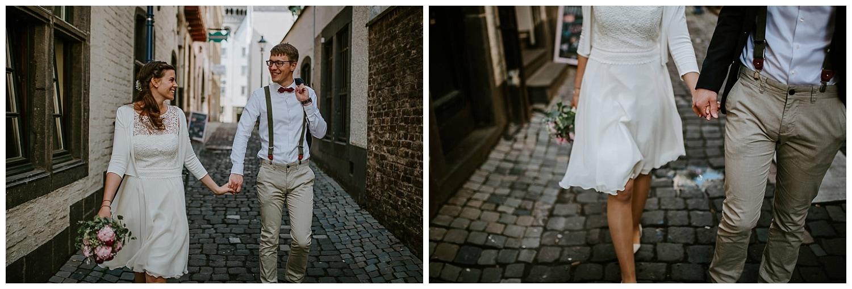 032 DSC 3477 Hochzeitsfotograf Köln Hochzeit NRW Rathaus Standesamt Köln Bogen 5 Düsseldorf Boho Vintage Hippie Elopement Vera Prinz